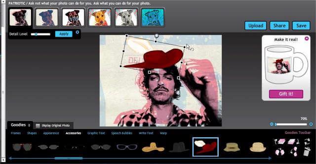 Picasa mappen en albums