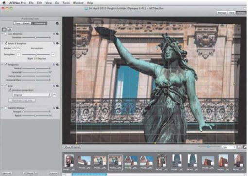 Fotoworkflow onder linux
