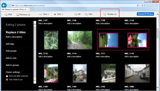 Flickr hoe werkt dat precies 4