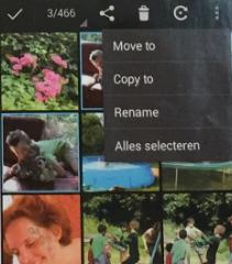 Gratis foto galerij android app