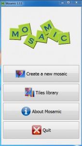 Mozaiek maken met mosamic