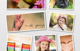 Gratis foto collage met CollageIt