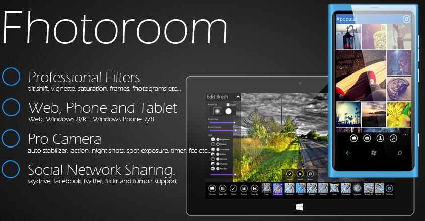 Drie gratis fotobewerking apps